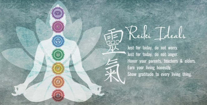 Reiki Lotus Ideals